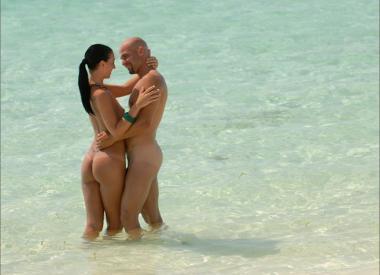resort couples Erotic nude